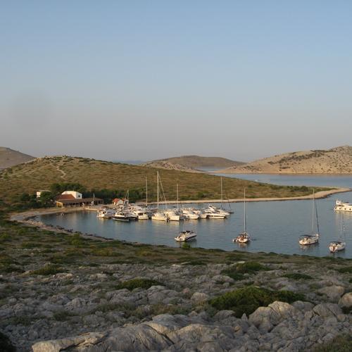 zeilvakantie kroatie kornaten baai (2)