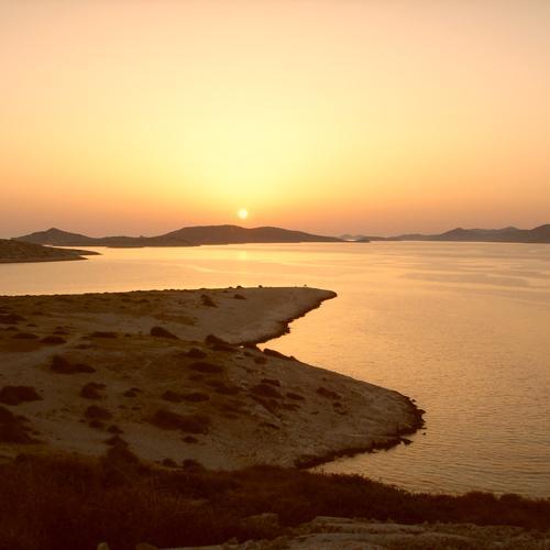 zeilvakantie kroatie zonsopndergang kornaten