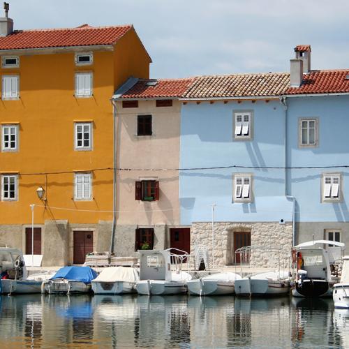 zeilvakantie kroatie cres kade